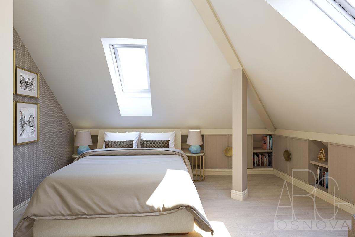 большой жилой как сфотографировать скошенным потолком срок может составлять